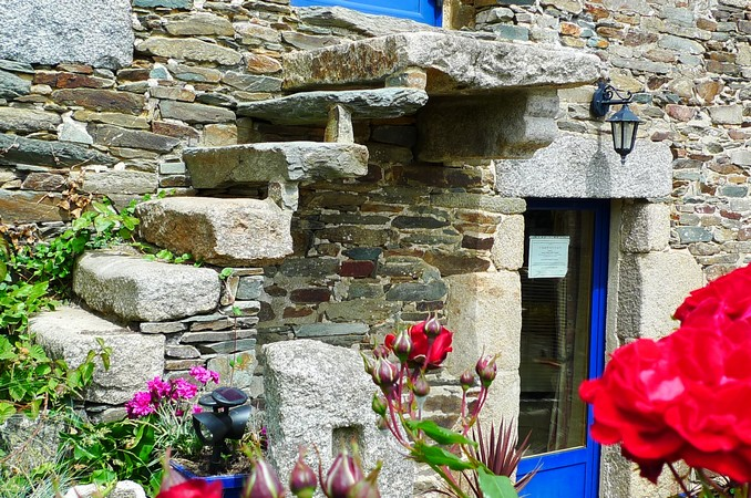 Chambre d 39 h tes chez l 39 habitant b b bed and breakfast for Maison hote bretagne